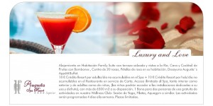 Luxury & Love (2 Noches - Fin de Semana)