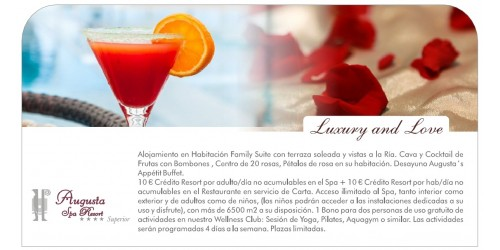 Luxury & Love (1 Night - Sunday to Friday)