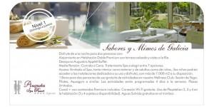 Sabores y Mimos de Galicia (1 Noche - Nivel 1 / Domingo a Jueves)