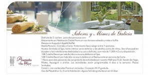Flavours & Caresses of Galicia (2 Nights - Weekend)