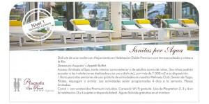 Sanitas Per Aqua (1 Noche - Nivel 1 / Domingo a Jueves)