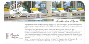 Sanitas Per Aqua (2 Nights - Weekend)