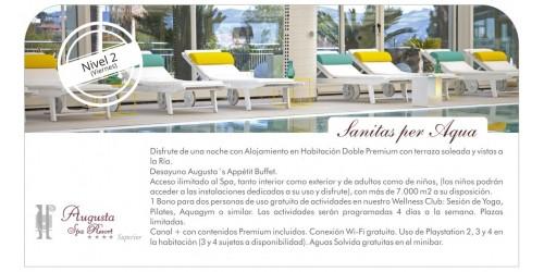 Sanitas Per Aqua (2 Noches - Fin de Semana)